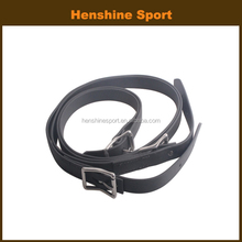 Custom fancy PVC horse bridle and reins
