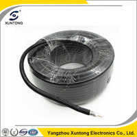 RG6 Coaxial Cable Quad Shield Chinese manufacture coax cable