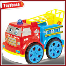 1:24 toy yellow fire engine