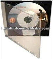 replicated DVD with Jewel case package