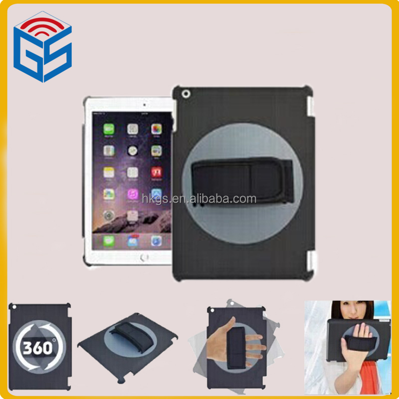 Gadget Electronic Smart 360 Degree Rotating Handhold Case Cover For iPad Air 3 / For iPad 7
