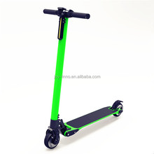 "China cheap 5.5"" inch foldable electrical skateboard 2 wheel self balancing electric scooter bike with shock absorber"