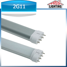 Easy installation 8W LED 2G11 Tube Light replace 18w tradition 2G11