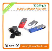 New Mould USB3.1 U Disk Swivel Otg USB Flash Drive with 8gb 16gb 32gb