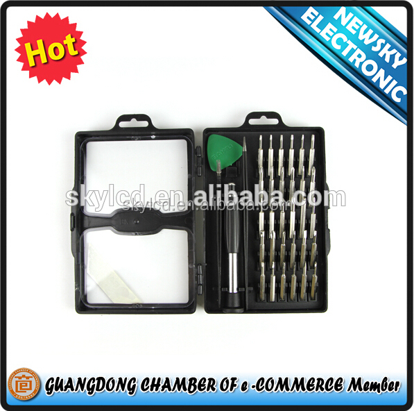 Hot sale! 30 in 1 BK-3330 screwdriver for macbook air