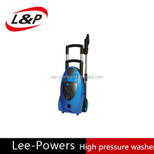 Factory direct high quality blue 2400W mini portable high pressure washer