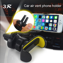 Quick easy release car vent mount