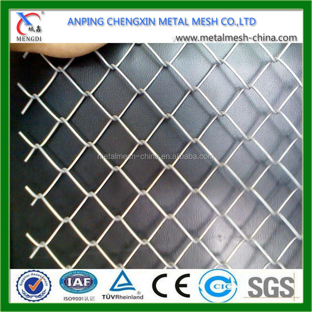 Good Quality Galvanized Chain link fence, Chain Link Bird Cage ( ISO9001;Manufacturer )