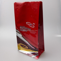 custom coffee packaging pouch bag