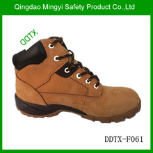 DDTX-F061 breathable cemented safety boots with sports outsole