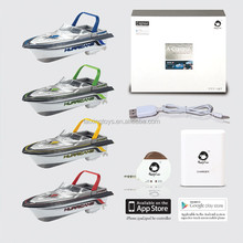 Apple/Android/App RC&Remote Control Boat/Ship with USB Kids Toys