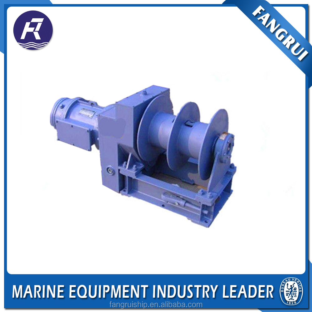 China Used Winch For Sale Marine Rope Drum Anchor Boats