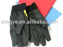pu leather golf glove