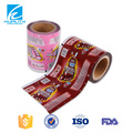 Food grade laminating flexible packaging food plastic film for candy sachet