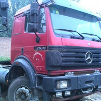 Used Mercedes Benz 2631 Trucks Made