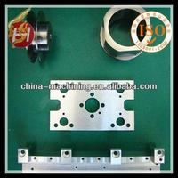 high precision aluminum die casting part machining parts