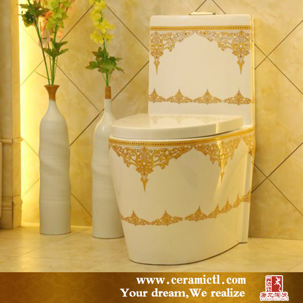 2017 new style western ceramic bathroom wc toilet price
