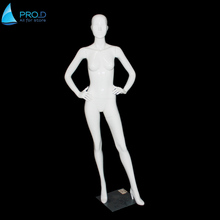 Factory Direct Supply Garment Window Display Mannequin High Quality White Female Mannequin Adjustable Free Mannequins