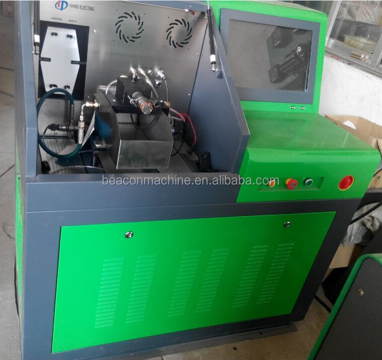 HEUI hydraulic cylinder diesel fuel injector test bench for sale