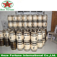 Beer Wine promotional items cheap wooden wine barrels