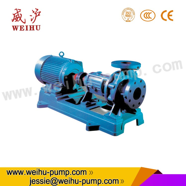 100hp Horizontal Multi-stage Centrifugal Pump/High Pressure Boiler Feed Water Pump