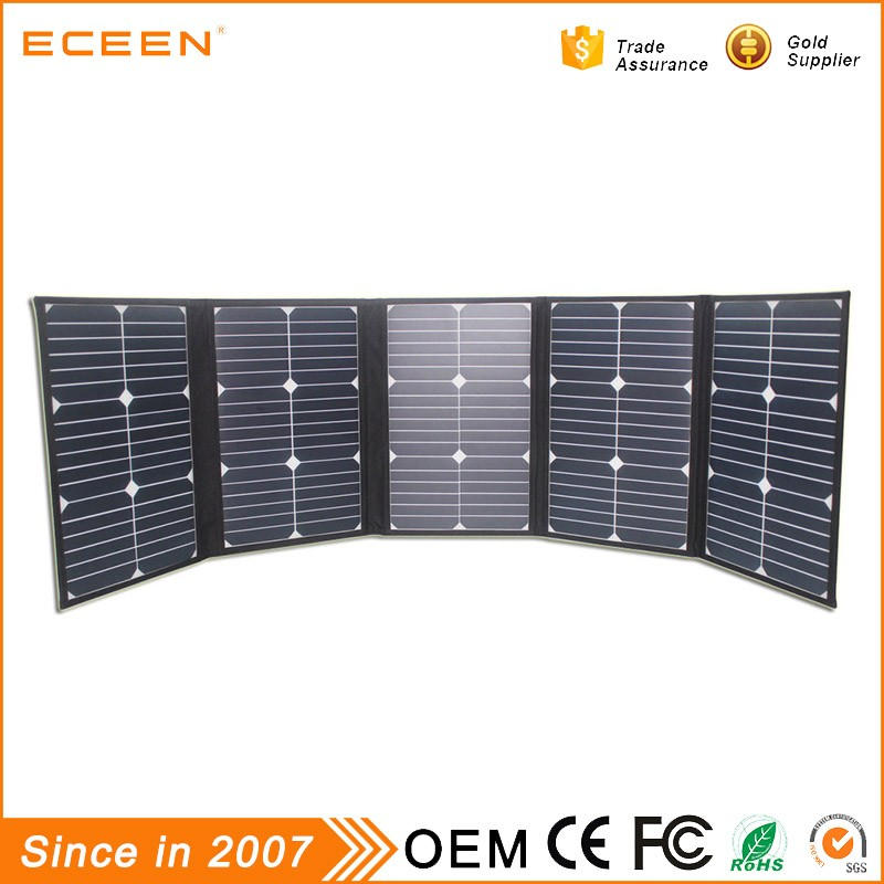 2017 Hot selling new product 100W roof flexible solar panel