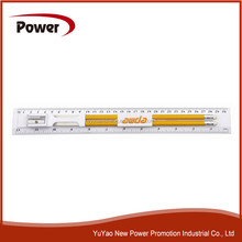 promotional scale ruler,making plastic ruler,printable angle ruler YC207