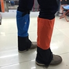 Hiking Durable Waterproof Highly Breathable Warm Double-deck High Gaiters