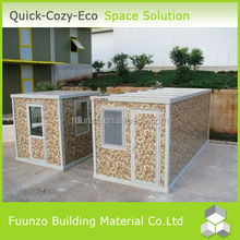 Prefabricated Economical Good insulated Mobile Phone Booth House
