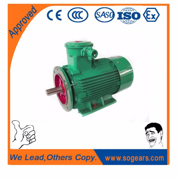 Y2 series new preferential design for ac motor y2-180m-2-30hp