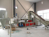 extruding pelletizing machine for Plastic film