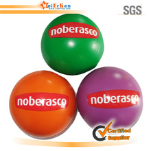 Cheap basketball stress ball with stand