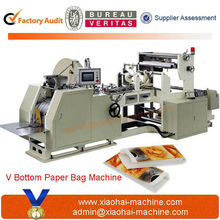 Fully Automatic kraft paper bag making machine