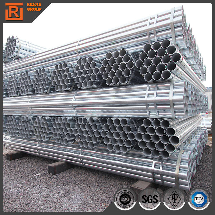"1 inch galvanized steel pipe, 2"" sch40 galvanized fence posts, bs1387 galvanized steel tube for constructure"