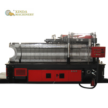 Xingda New PP/PE/PA/PVC single wall corrugated pipe production line