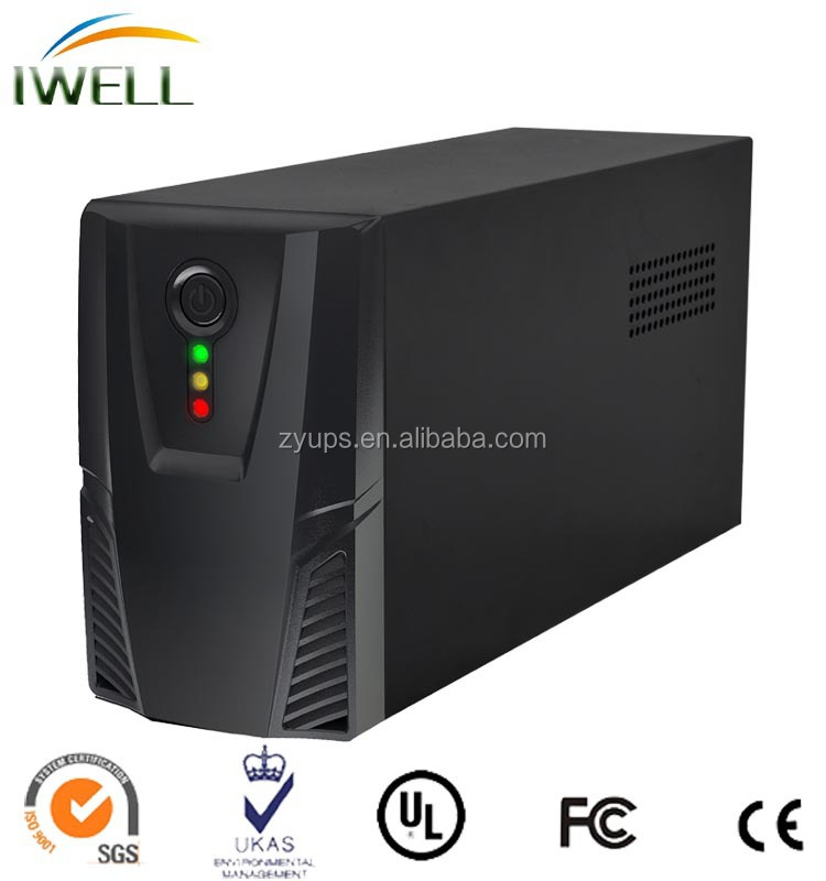 China UPS manufacturer Mini Offline UPS low price 2000va UPS
