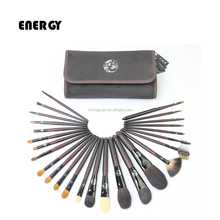 Energy brand 26pcs High-end Natural Hair Professional Makeup Brush Set
