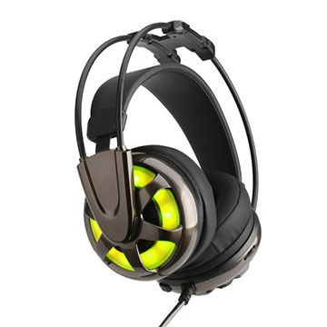 Super surround 7.1 sound new design good quality profesional gaming wired headphones for pc
