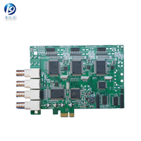 High quality 94v0 rohs pcb board with electronic components