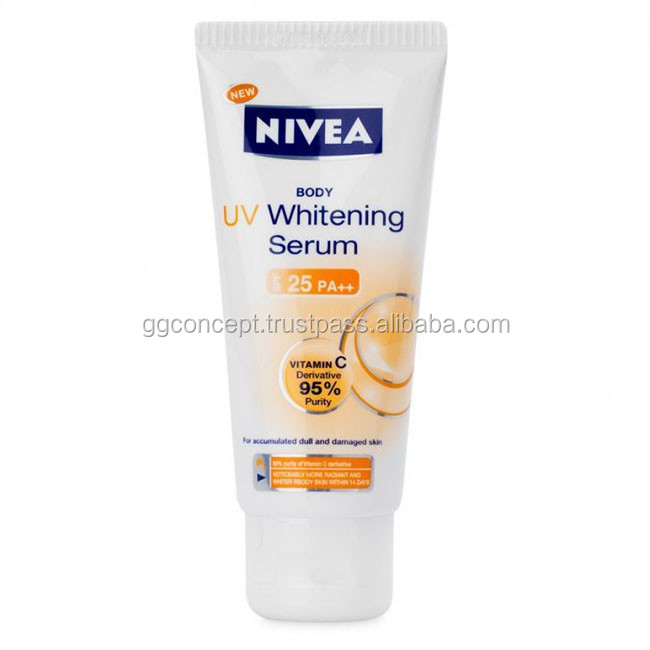 Nivea Uv Whitening Body Serum Spf25 200ml/ Nivea Serum Lotion - Buy Skin Care Cream,Nivea,Nivea Cream Product on Alibaba.com