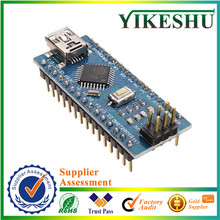 Best price for Arduino Nano, Controller Board for Arduino Nano v3.0 Atmega328, Compatible with CH340 USB Driver, CH340G