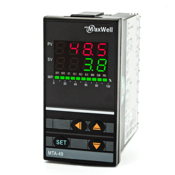 Universal input mould temperature controller with 12 months warranty