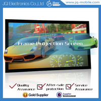 3D holographic projection film/projector screen/adhesive rear projection film