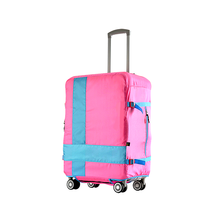 high quality ppolyester trabel luggage protector cover 28 inch
