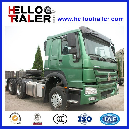 Heavy Duty 6x4 Tractor Truck for Sale Philippines