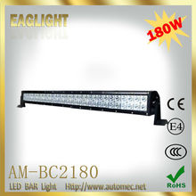 New product 10-30V 180W 31.5 inch high quality C ree LED light bar for offroad