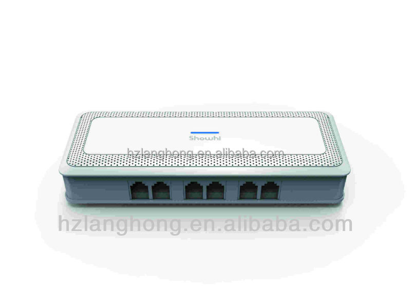 Mobile laptop retail security device 8 ports C9080V3