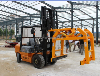 CPCD30 Forklift with JINGSHEN Block Clamp