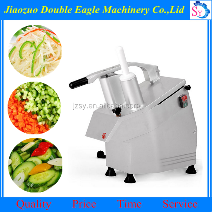 Factory direct sale industrial electric vegetable cutter/potato chips slicing machine manufacturers
