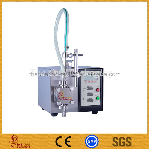 High Quality Small Digital Control Pump Liquid Filling Machine (10-11000ml) (electronic dosing pump, liquid